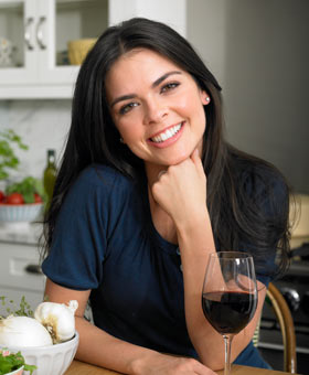 Audio Interview with Celebrity Chef Katie Lee - YouTube
